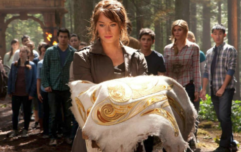 'Percy Jackson,' the one quest wonder
