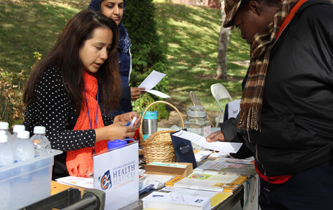 Campus fair brings spotlight to student support resources