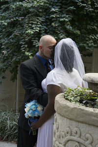 CRC photographers capture scenes from couples' big day
