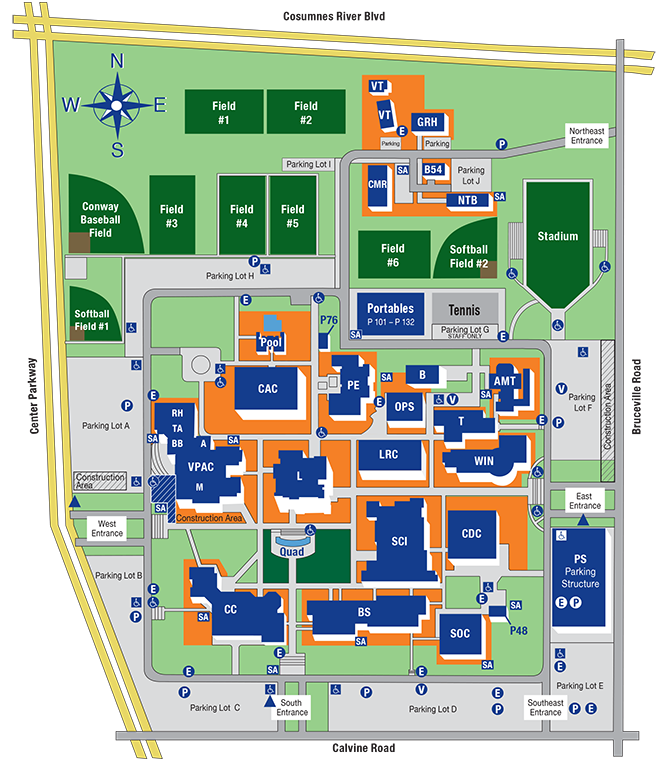 Crc Campus Map Local college smoking bans bring questions about campus policy