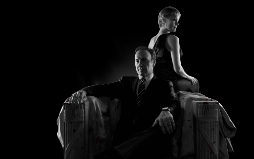 For season two, Netflix builds an even bigger 'House of Cards'