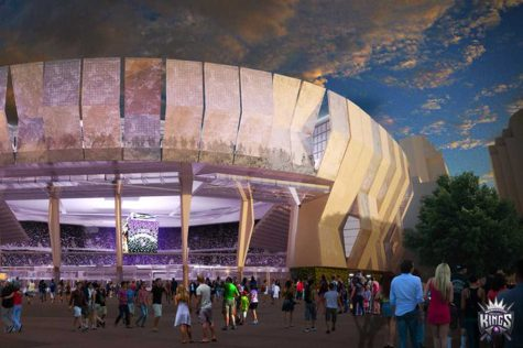 Students divided over latest arena renderings