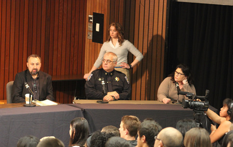 Campus panel leads call for rape prevention