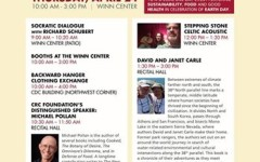 Author, journalist, activist and professor headlines campus Earth Day events
