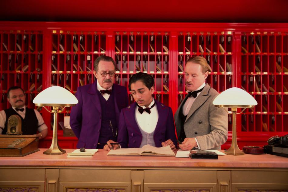 'Grand Budapest Hotel' gives complex and unique story line