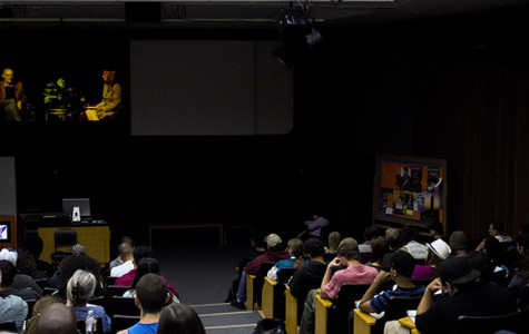 Campus Earth Week comes to an end with celebration and distinguished author