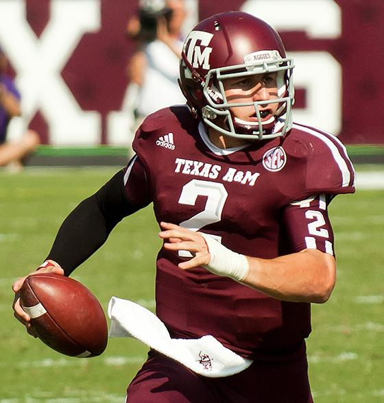 The Cheap Seats: What to do with Johnny Manziel