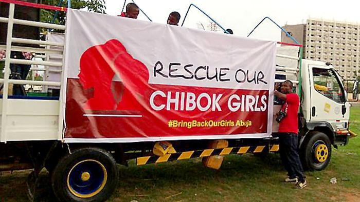 U.S. must aid in Chibok girls rescue