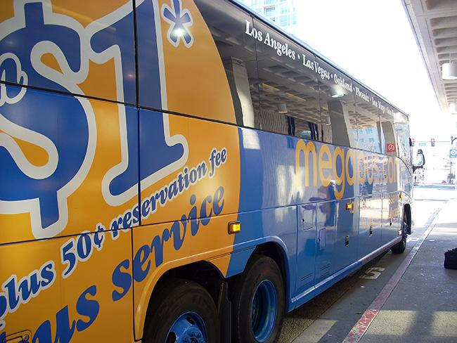 Megabus offers low cost way to get away