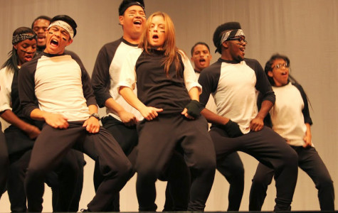 CRC wraps up semester with student dance showcase