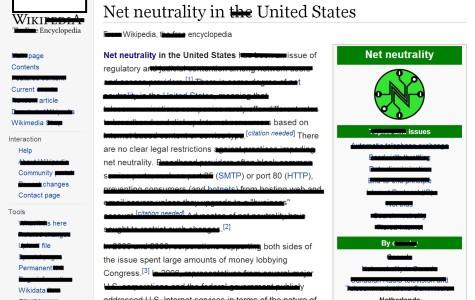 Net Neutrality: The FCC, the company and the consumer