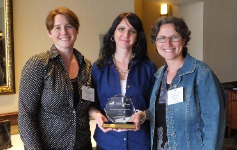 Anthropology Department wins 2014 Stanback-Shroud Diversity Award
