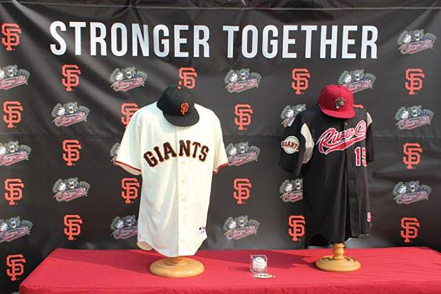 River Cats catch Giants fever in 2015