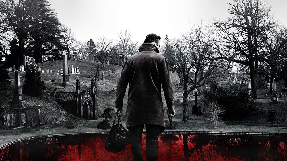 Promotional image created for Liam Neeson's newest film