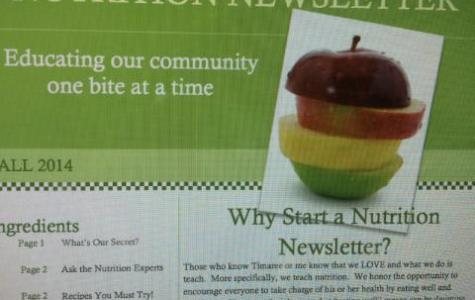 Nutrition professors hope to inspire students to lead a healthier lifestyle