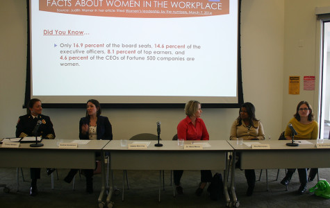 Women's History Month panel offers real talk about careers