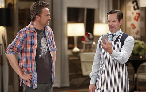 There's nothing odd at all about CBS's new comedy