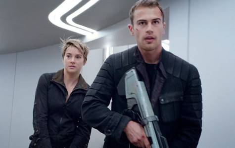 Shailene Woodley and Theo James return as Tris and Four respectively, in the second film of the  Divergent Series,