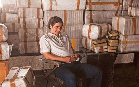 Cartel makes it to Netflix in new series 'Narcos'