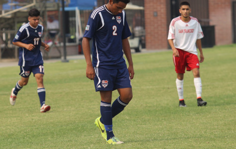 Men's soccer looks to improve over the offseason, coach says