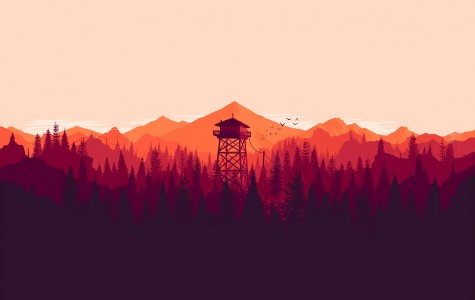 Game designer captures natural beauty in 'Firewatch'