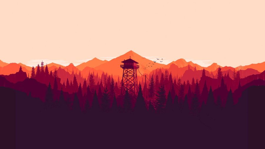 Game+designer+captures+natural+beauty+in+%27Firewatch%27