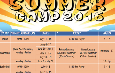 Summer camp offers activities for everyone