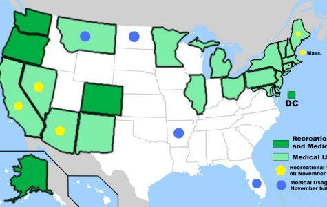 Proposition 64 could legalize recreational cannabis