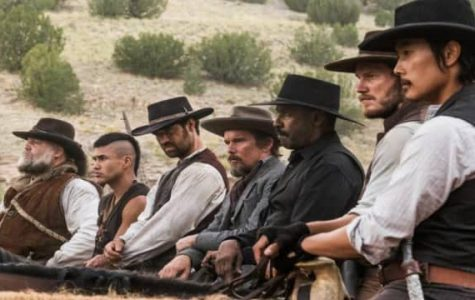 Actors impress in 'Magnificent Seven' reimagining