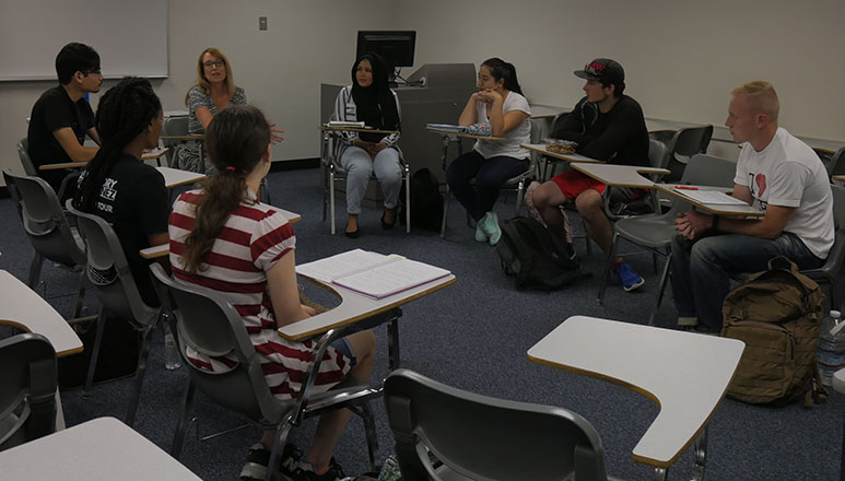Honors program offers students political insight