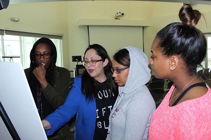 Unequal opportunity for black students discussed at Black History Month event