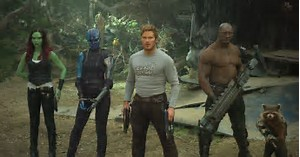 'Guardians of the Galaxy' sequel loses some traction, still delivers fun installment