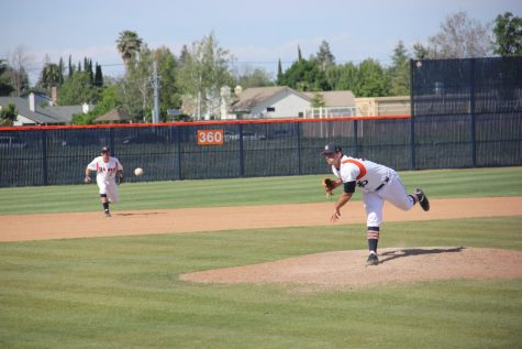 Freshman pitcher leads Hawks past Diablo Valley