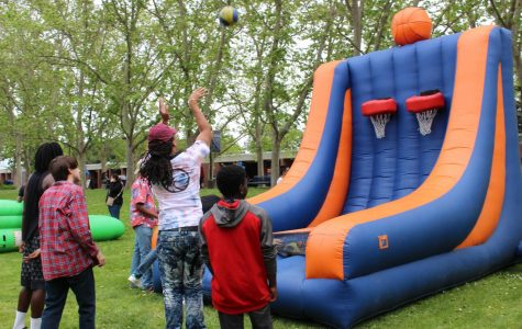 CRC hosts it's first ever HawkFest, a community event on campus