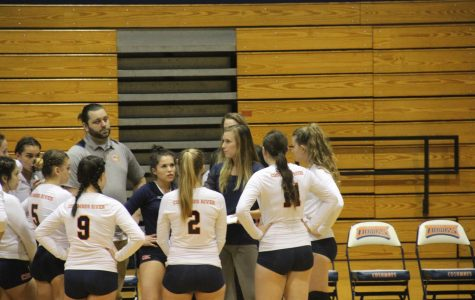 Volleyball team aiming to be midpack in Post's second season