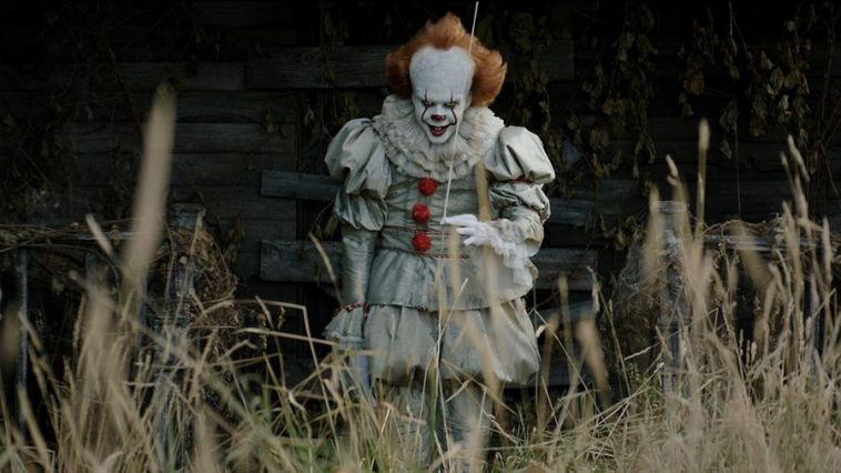 Reboot of Stephen King's 'It' floats to success