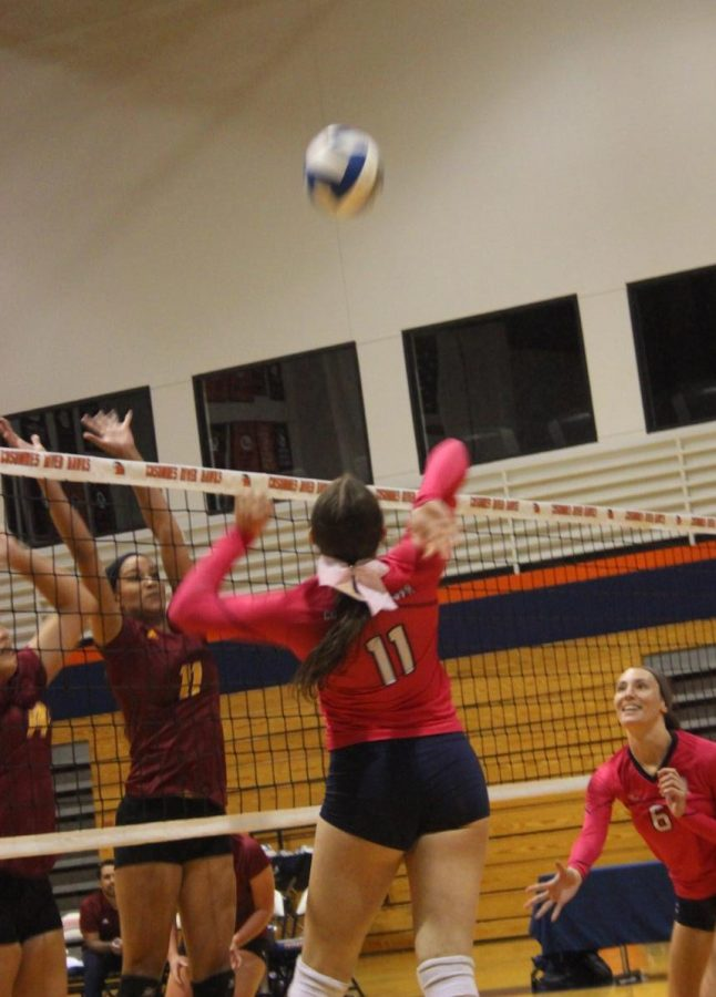 Young volleyball team needs confidence, coach says