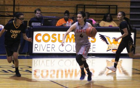 Women's basketball takes hard loss to Chabot