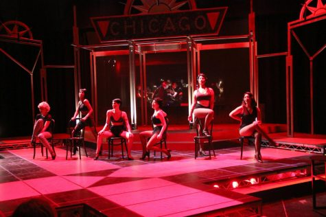 Theater department production of 'Chicago' is sexy, scandalous and full of talent