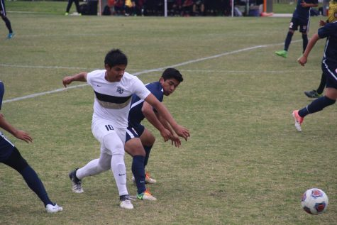 Men's soccer falls short against San Francisco
