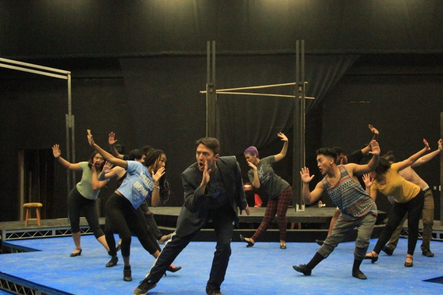 Theater departments production of Chicago set to Razzle Dazzle audiences