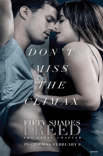 '50 Shades Freed' of interest