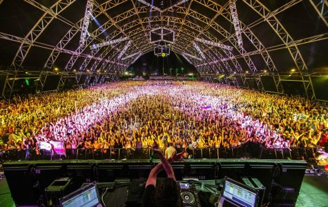 Bassnectar live at Coachella.