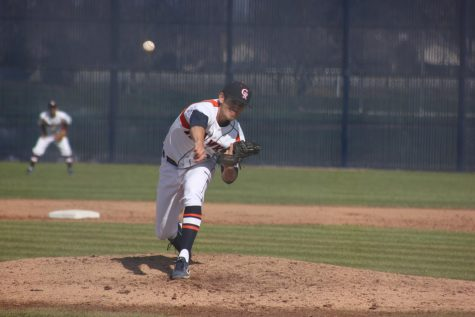 Men's baseball team remains undefeated after beating Merced