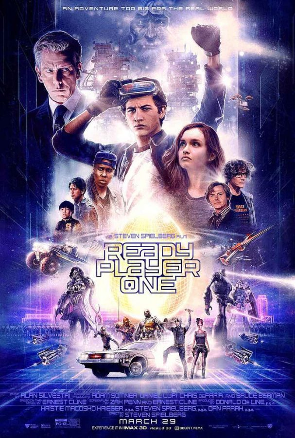 'Ready Player One' pops onto screens and culture