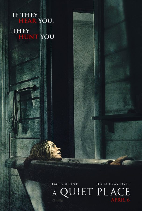 'A Quiet Place' makes loud impression through hushed ambience