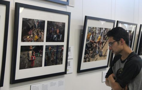 Art gallery hosts exhibit from Pulitzer Prize winner