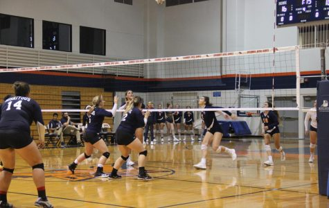 Women's volleyball team is confident heading into conference play