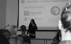 Guest speaker informs students about human trafficking