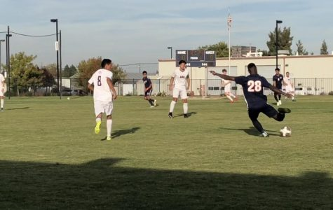 Men's soccer suffers an ugly loss to ARC